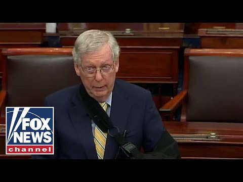McConnell defends Kavanaugh,