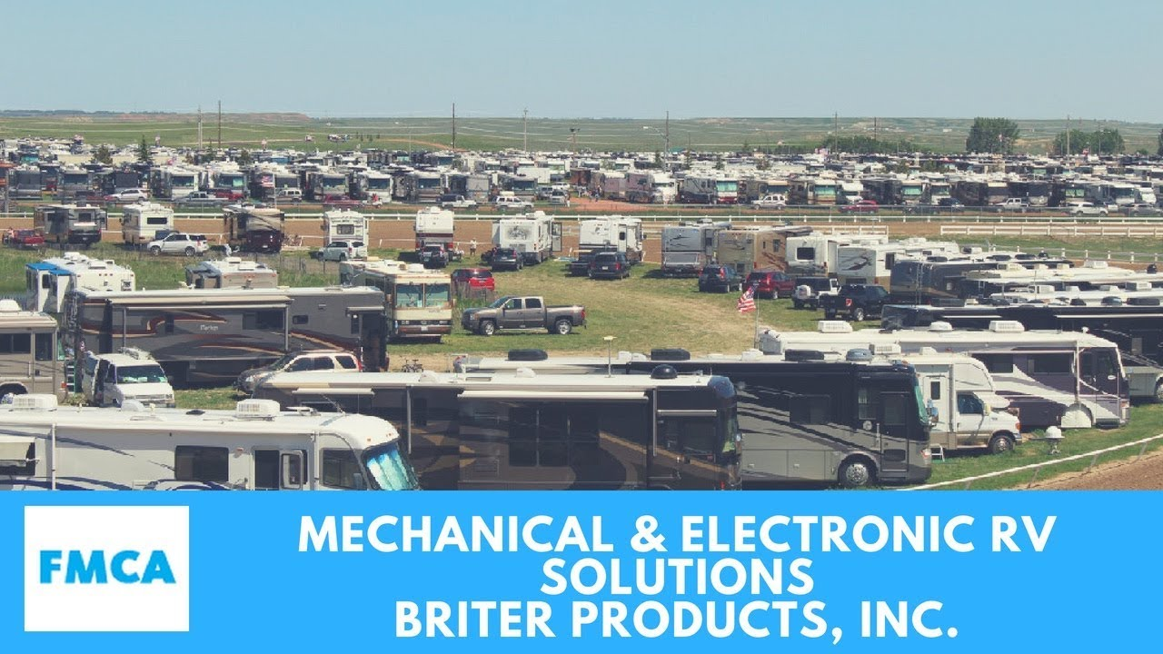 Briter Products - FMCA 2018 - Perry, Georgia
