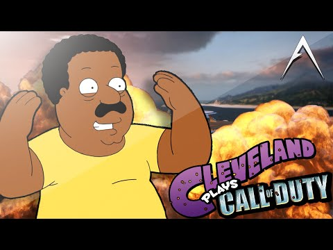 "Cleveland Plays: Call of Duty! ""BigHotBrown"""