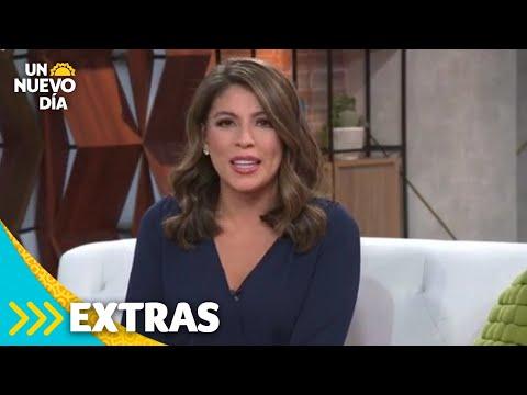 Nicole Suárez agradecida