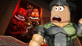 THEY ARE LIVE!! - FNAF PIZZERIA TYCOON IN ROBLOX