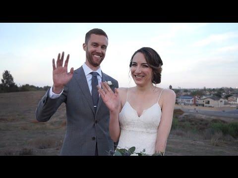 Newland Barn Huntington Beach Wedding Trailer / Affordable Videography Orange County & Los Angeles