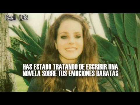 Is This Happiness - Lana Del Rey (Subtitulada Al Español)