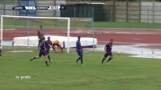 Promozione Girone A Calenzano-Quarrata Olimpia 1-0