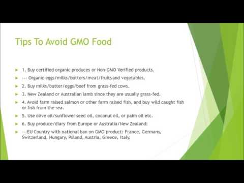 Top 10 GMO Food