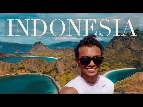 Komodo Island, Padar Island & Flores Island-hopping + Tips for Flores- Backpacking INDONESIA 1