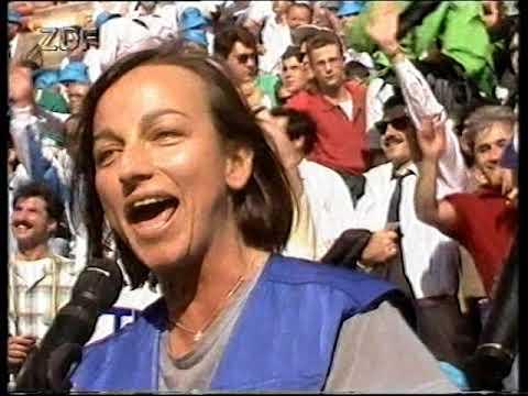 Un'estate italiana: Edoardo Bennato und Gianna Nannini, LIVE bei der WM-Eröffnungsfeier