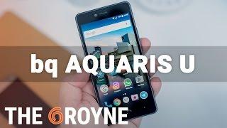 bq Aquaris U, review en español