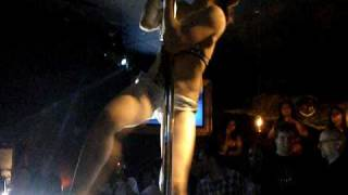 Pole Dancer At Sam & Daves In Akasaka (1)