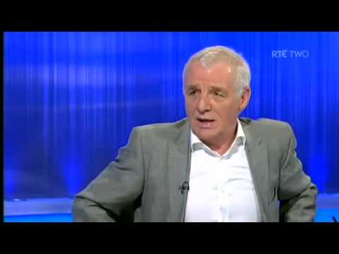 Eamon Dunphy Graeme Souness fight about John Terry and Fabio Capello