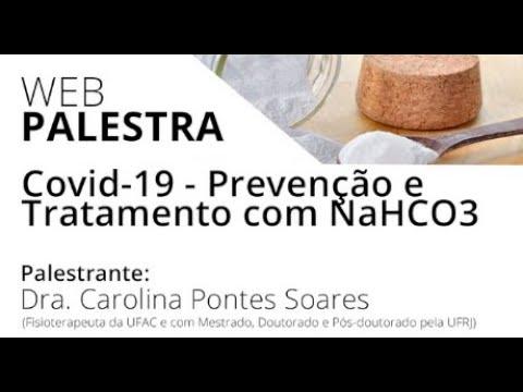Covid-19 - Prevenção e Tratamento com NaHCO3