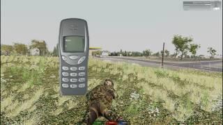 ArmA 3 - call friend   Арма 3 - звонок другу
