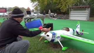 Starting a gas powered RC plane for beginners. How to start a gas RC Plane.