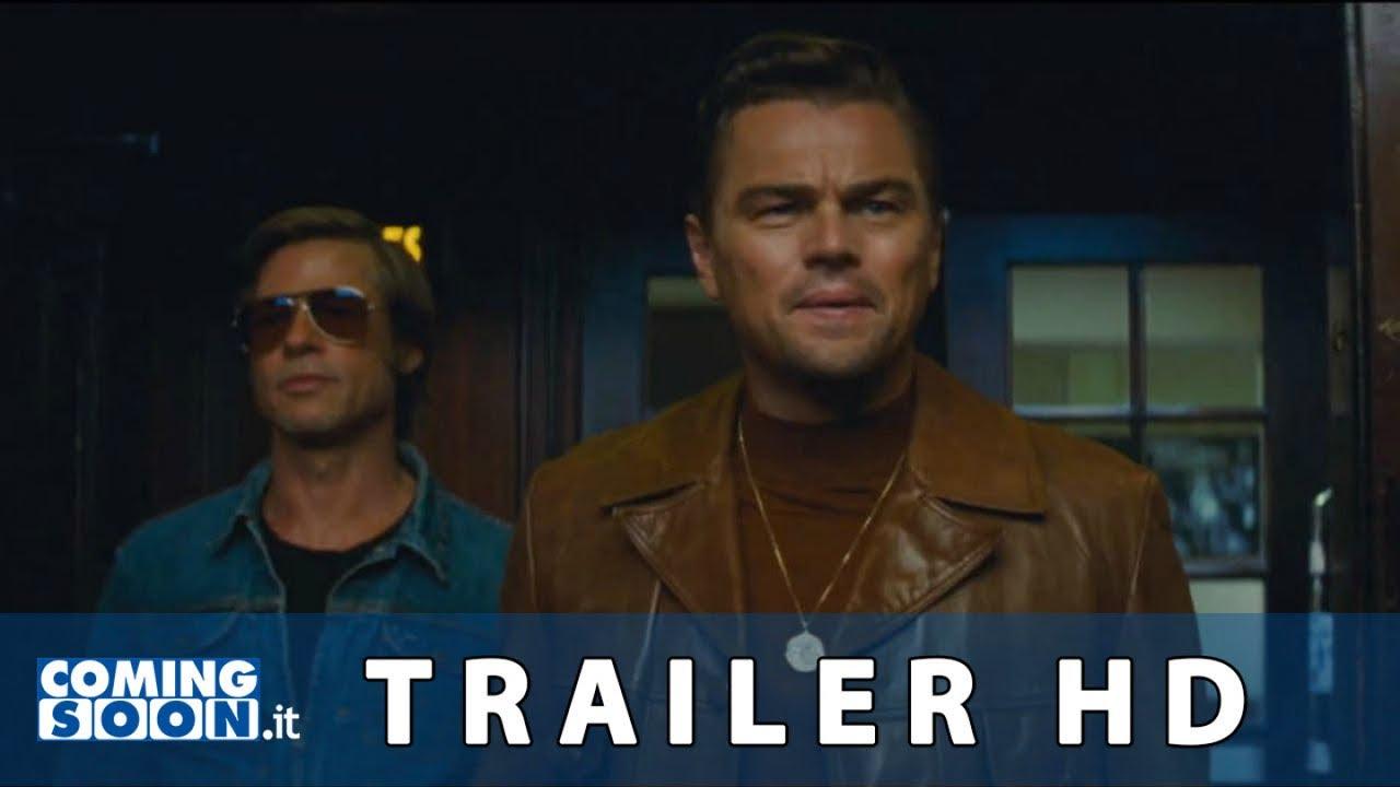 C'era una volta a... Hollywood: Teaser Trailer Italiano del Film con Leonardo DiCaprio e Brad Pitt