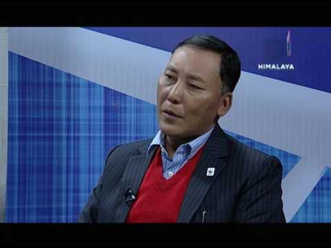 Idea Talk with Dr. Ghana Shyam Gurung(Senior Conservation Program Director, WWF Nepal)