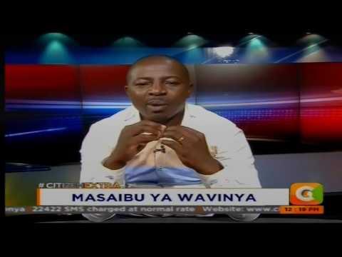 Masaibu ya Wavinya #CitizenExtra