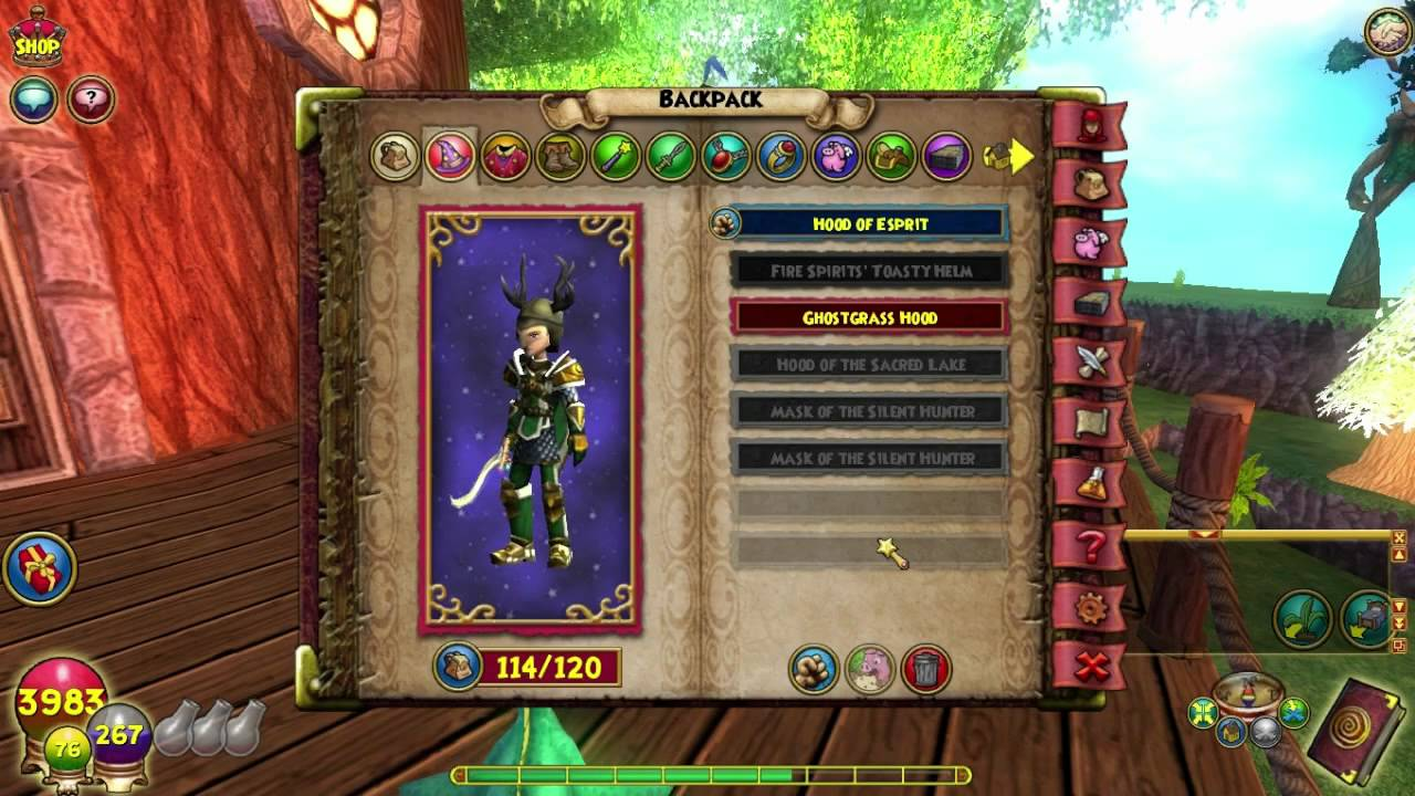 Crafted Gear Level  Wizard