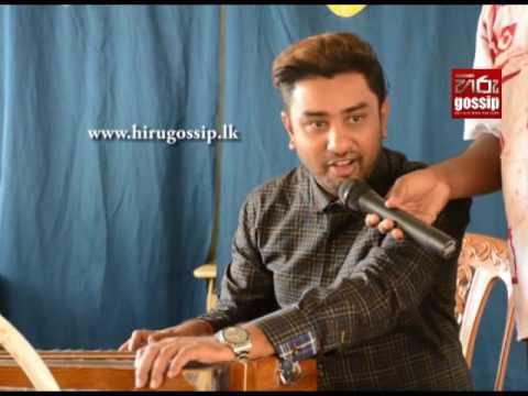 Singer Romesh Sugathapala goes back to school to sing 'Digu Desa Dutuwama' with students