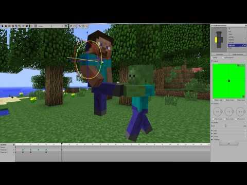 Как сделать свой мультик про Minecraft? #1 - Видеообучение