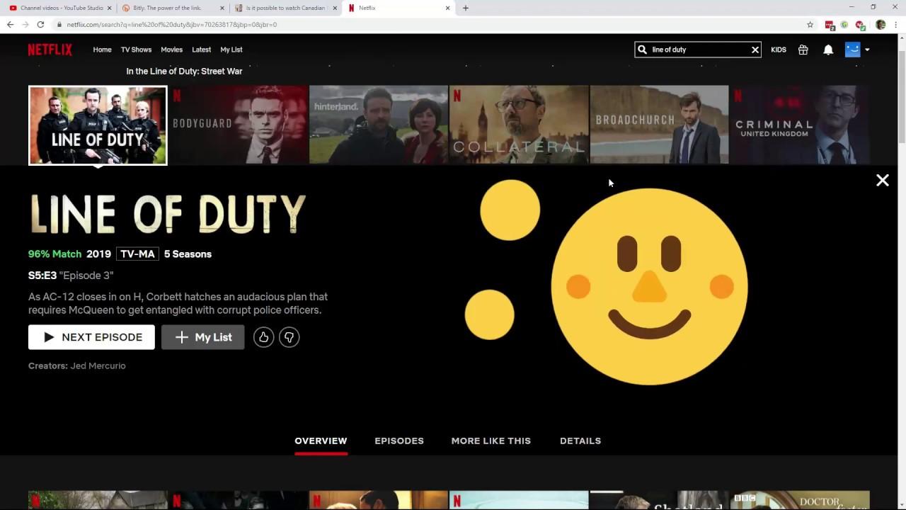 Watch Line Of Duty Season 5 On Netflix Youtube
