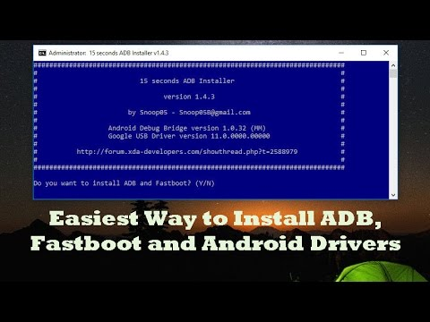 install adb android download