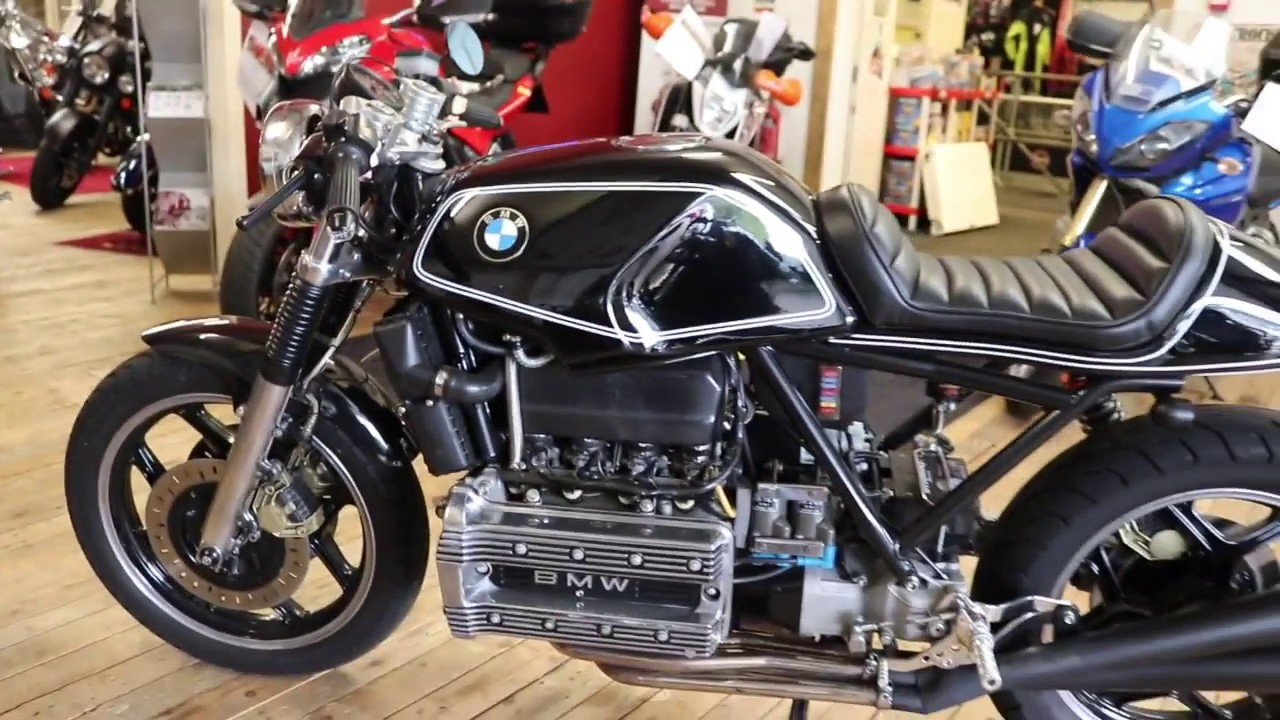 Bmw K100rs Cafe Racer Build | 1stmotorxstyle org