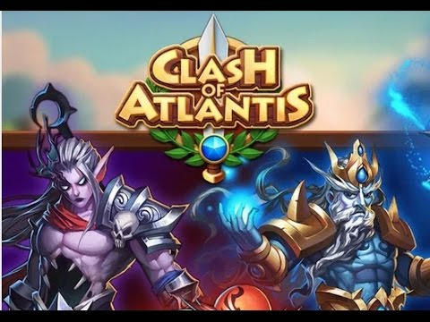 Clash Of Atlantis - Android Gameplay HD