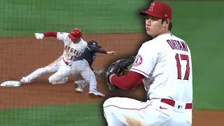 Shoehi Ohtani Does It All! 7 IP, 5 Strikeouts, RBI Single, \u0026 Stolen Base | Angels vs. Rockies (7/26)