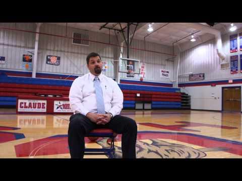 Claude High School Gymnasium Case Study