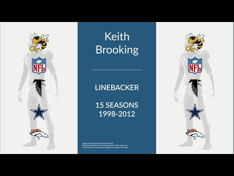 Keith Brooking: Football Linebacker