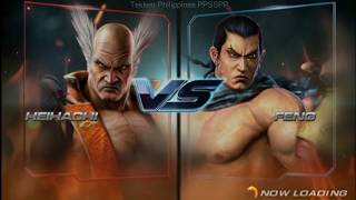 Tekken 7 Fr Project Mod for PPSSPP Android & PC - Rage & Sorrow ISO & Gameplay Trailer