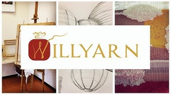 Le format du cadre à tisser - Willyarn