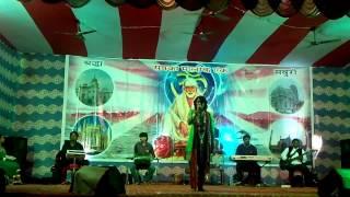 """""""Sai ka sajda"""" Nitin dubey live in Sambalpur."""