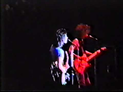 Joan Jett & The Blackhearts - Waterloo - Iowa - 24/09/1988