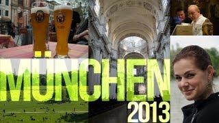 Reise nach München 2013 ins Design-Hotel Stadt Rosenheim