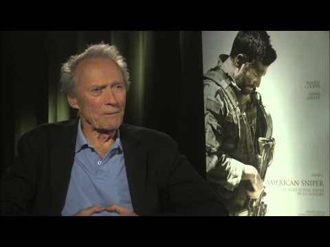 American Sniper: Clint Eastwood Exclusive Interview Part 1 Mp3