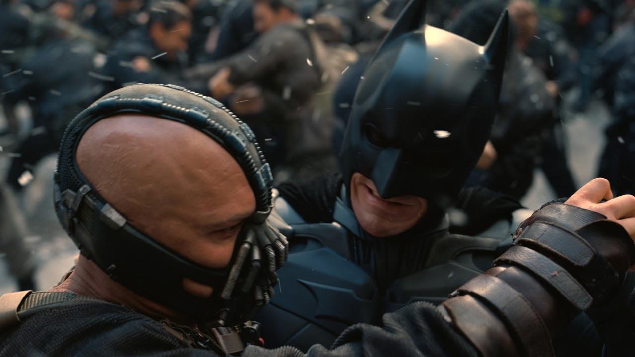 Download The Dark Knight Rises (2012) - Bane vs Batman | Final Fight