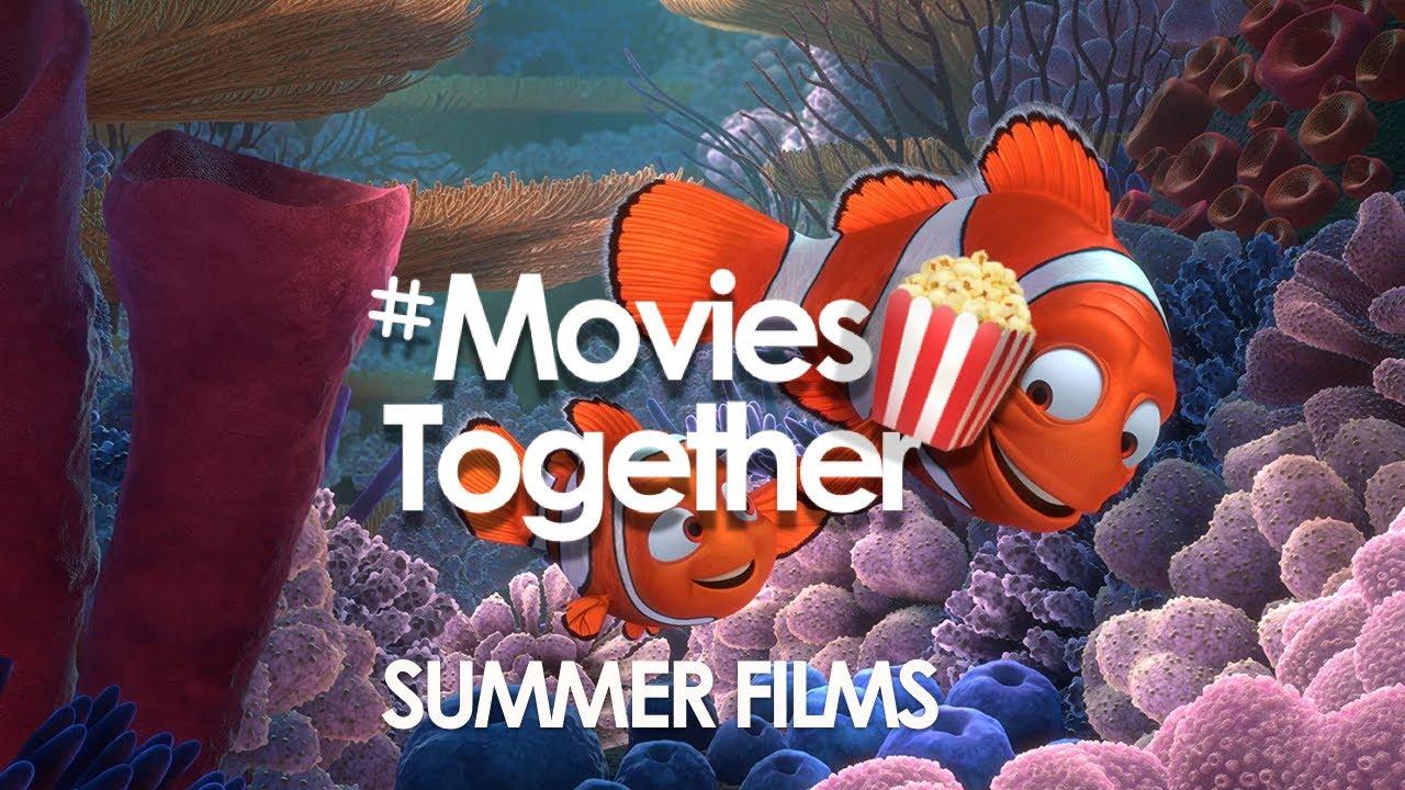 #MoviesTogether | Top Summer Movies