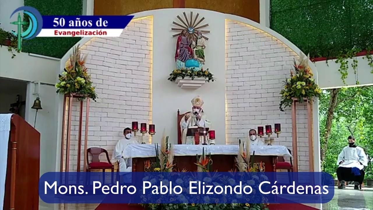 Homilia 10 enero Mons. PedroPablo