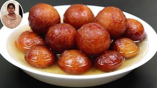 குண்டு குண்டு குலாப்ஜாமுன் இதுபோல செஞ்சி பாருங்க | Happy New Year | Sweet Recipes in Tamil