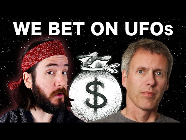 I Just Bet Money on UFO Disclosure With Mick West