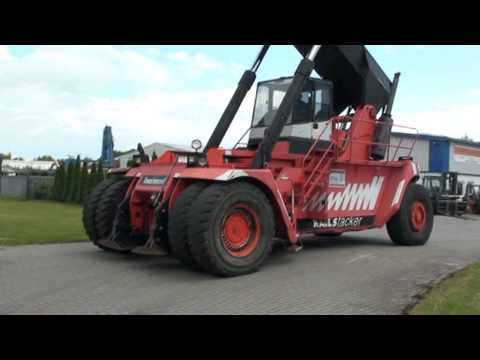 Fantuzzi Reachstacker RS55 from 2003 selling price € 185 000