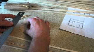 Building A 1/24 Scale Model Truck Flatbed