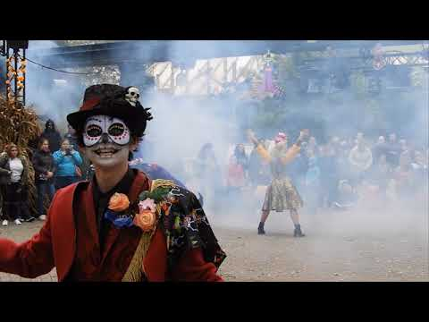 Bobbejaanland Halloween.Bobbejaanland Halloween 2017