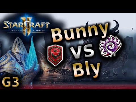 LiquidBunny vs AcerBly [TvZ] G3 - SC2 - Legacy of the Void