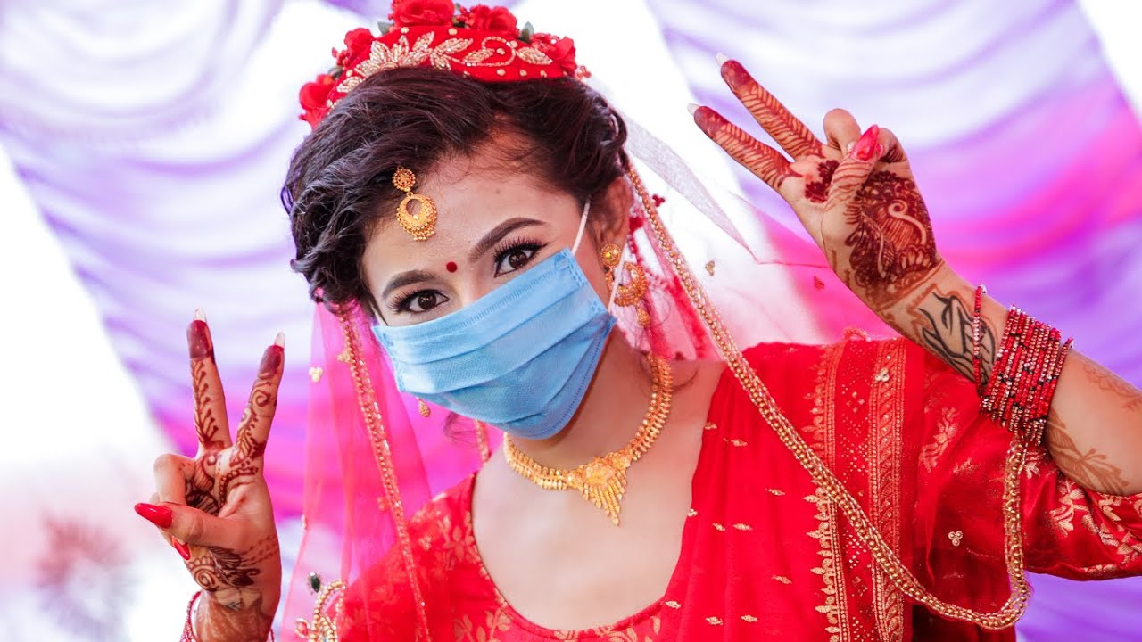 Karishma Aryal and Susan Pokharel (Our WEDDING HIGHLIGHT)   A Wedding Story Season    RP Photography