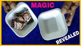 Magic Tricks #  23 - Chocolate Magic. REVEALED