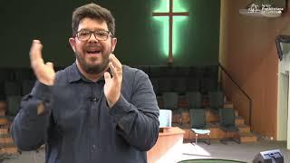 Diário de um Pastor com o Reverendo Davi Nogueira Guedes - Marcos 4:26-29.