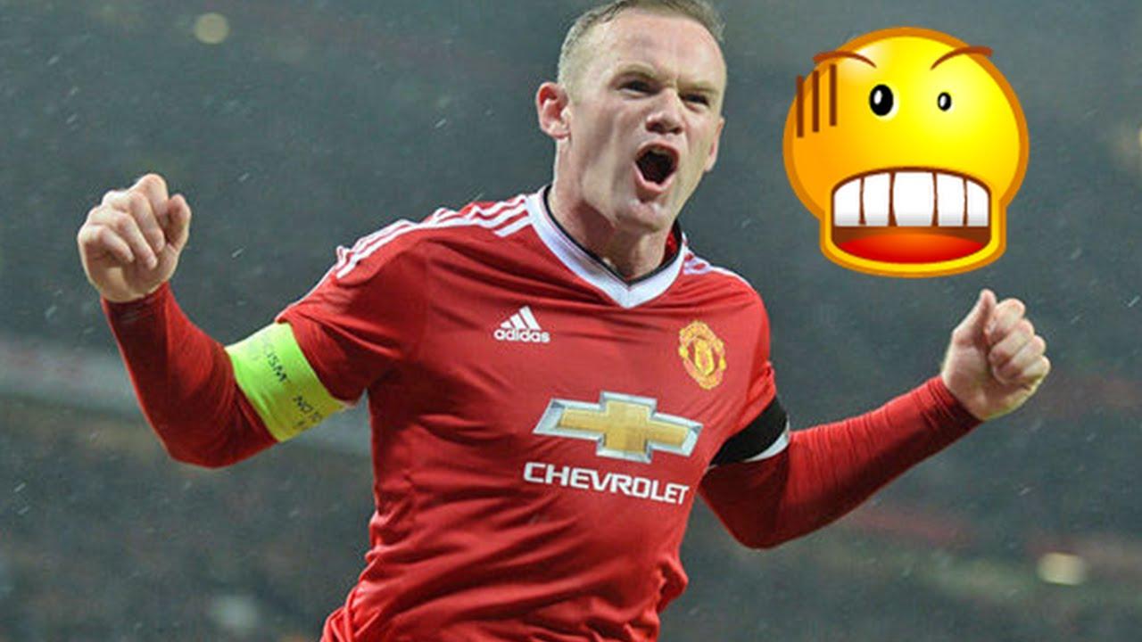 Wayner Rooney - Những Bàn Thắng Và Kiến Tạo Cho Manchester United 2016 - Bóng Đá Đỉnh Cao