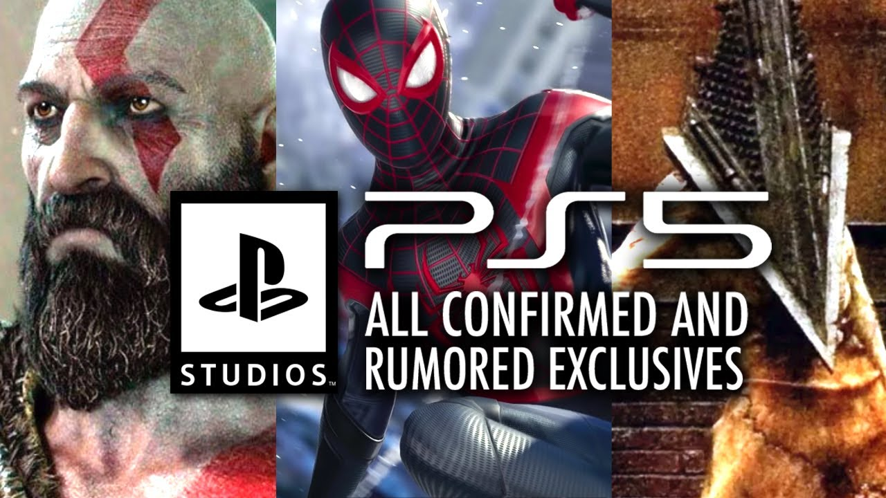 All PlayStation Studios: What They're Working On For PS5. | Sony Seeks Aggressive Third-Party Deals.
